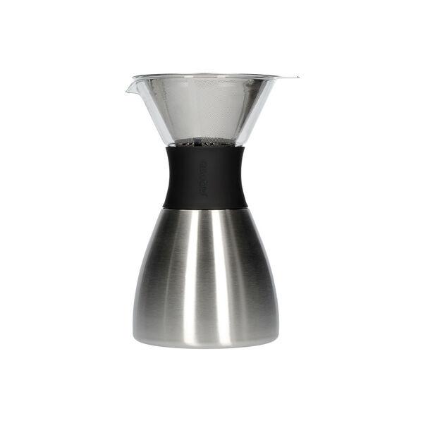 Asobu Filterkávé készítő Ezüst, Fekete 900 ml