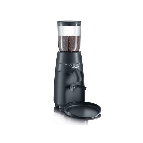 Graef CM 702 Fekete Kávédaráló