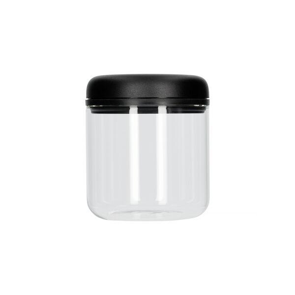Üveg 0,7l Vákumos Kávé Tároló Doboz