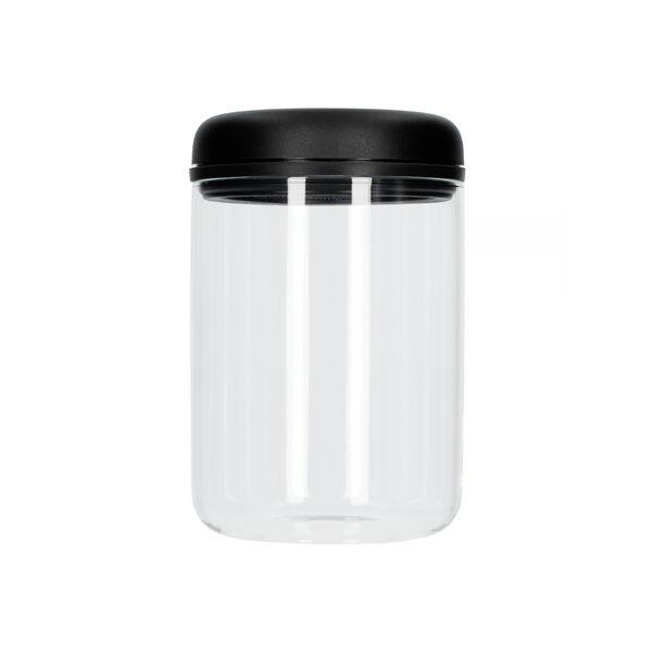 Üveg 1,2l Vákumos Kávé Tároló Doboz