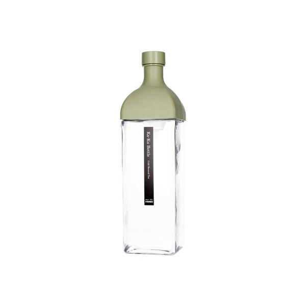 Hideg Teakészítő üveg 1200 ml Smokey Green Hario