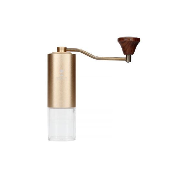 Timemore Chestnut arany és átlátszó Kézi kávédaráló
