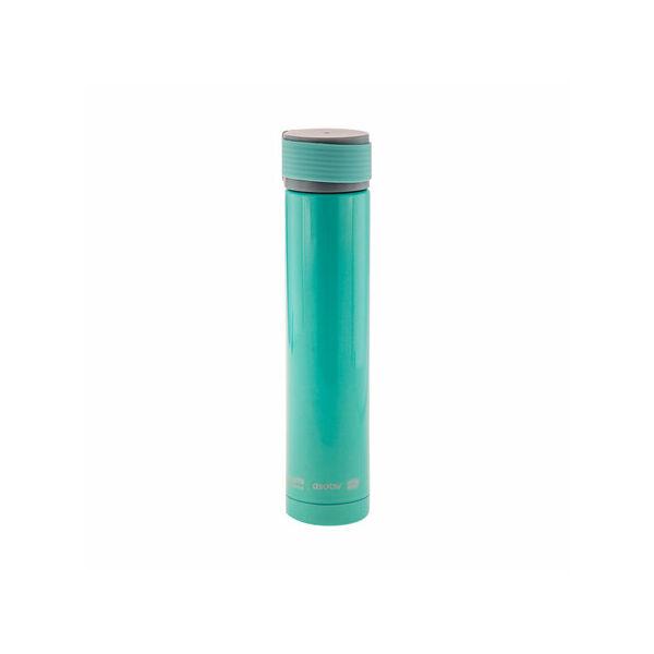 Teal skinny mini termosz 230 ml
