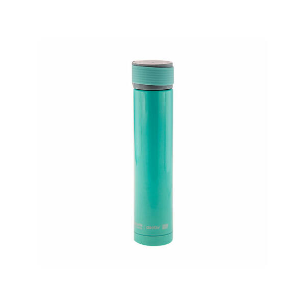 Teal skinny mini termosz 230 ml
