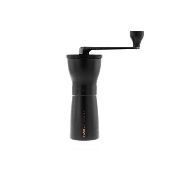 Hario kerámia kávédaráló Mini-Slim PRO Fekete kézi kávédaráló