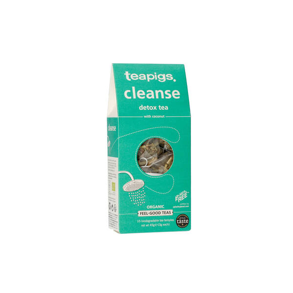 Teapigs Cleanse Detox Filteres Tea 15/cs