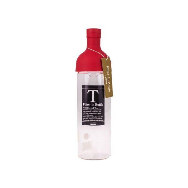 Hario Cold Brew teakészítő üveg 750 ml piros