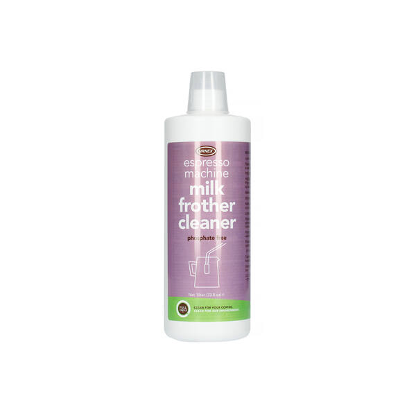 Urnex Tejgőzölő kar és tejhabosító kanna tisztító folyadék 1 lit