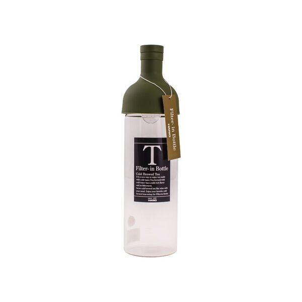 Hario Cold Brew hideg teakészítő üveg 750 ml olívazöld