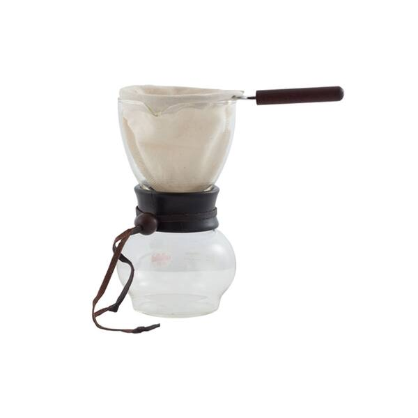 Hario csepegő pot Woodneck 240 ml
